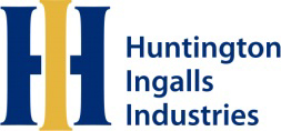Huntington Ingalls logo